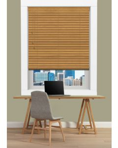 Timber - Feature Grade Lacquered Western Red Cedar 46mm Slats - Light to Medium