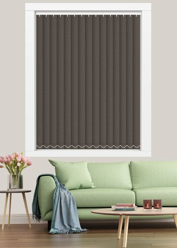 Blockout Vertical - Affinity 89mm Slats - Hinterland