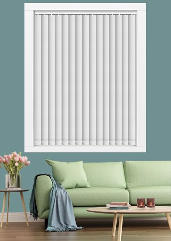 Blockout Vertical Replacement Slats - Affinity - Whitsunday