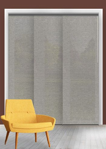 Translucent Panel - Skye - Chiffon