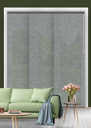Translucent Panel - Skye - Chrome