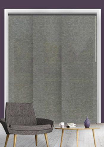 Translucent Panel - Skye - Earl Grey