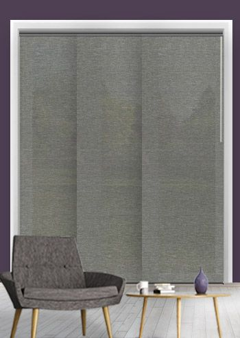 Translucent Panel - Skye - Earl Grey
