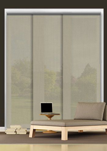 Screen Panel - Solarscape - Beige Grey