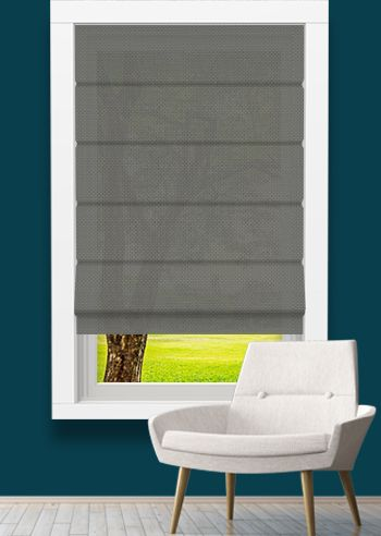 Screen Roman - Solarscape - Black Grey