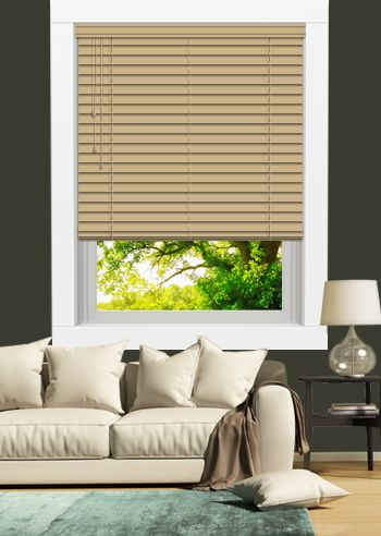 Timber - Timber Style Standard 50mm Slats - Desert Glow (Embossed)