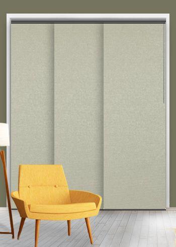 Blockout Panel - Vibe - Chintz Metallic