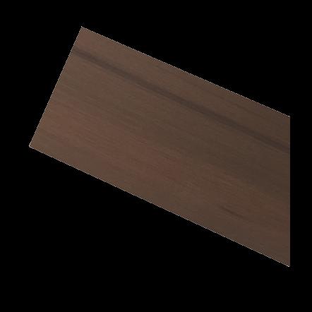 (SAMPLE) Timber - Feature Grade Lacquered Western Red Cedar 46mm Slats - Medium to Dark