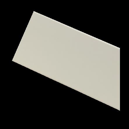 (SAMPLE) Timber - Timber Style Standard 50mm Slats - Alabaster (Smooth)