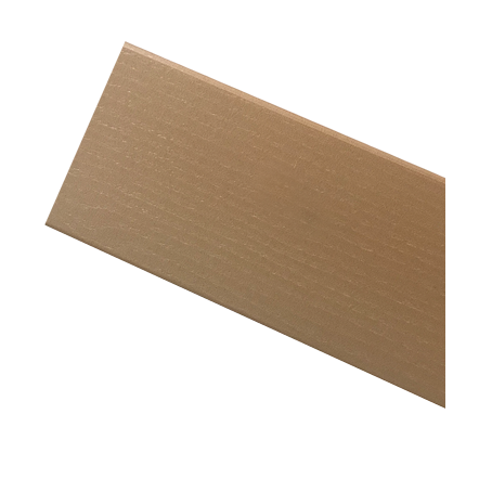 (SAMPLE) Timber - Timber Style Standard 50mm Slats - Pecan (Embossed)